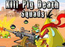 Impuscaturi cu Angry Birds