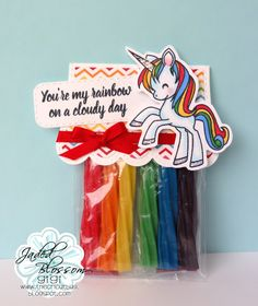 Jaded Blossom March Release Day 3- You Are My Rainbow