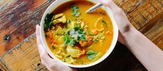 Turmeric Chicken Zoodle Soup