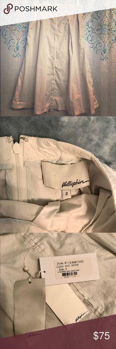 021606d0f 3.1 Phillip Lim umbrella box pleat skirt NWT I love this skirt, but  unfortunately