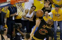 There's Still Nothing Quite Like A Locked-In LeBron James