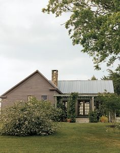 Early American Texas House