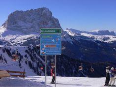 Sciare in Val Gardena, nel cuore di un Patrimonio Unesco