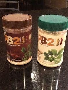 Skinni Peanut Butter: PB2! It is amazing!