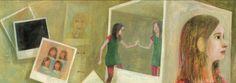 "Mara Cerri illustration for ""Lola Folding""."