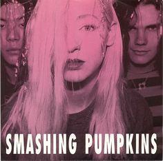 "Smashing Pumpkins - Tristessa 7"" [Sub Pop 90: 1990]"