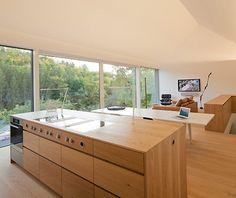 Galerie k příspěvku: moderní rodinný dům v Wenzenbachu | Architektura a design | ADG