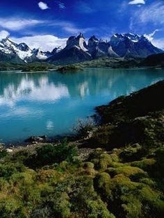 Southern Chile.
