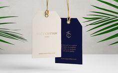 Branding: Cozy Cotton by Tom Jueris