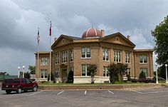 Rains County Courthouse by Mark McKinney Emory, TX