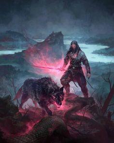 Image result for dark fantasy art