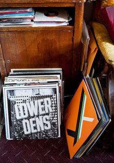 Sharon Van Etten has the new Lower Dens record. [design sponge]