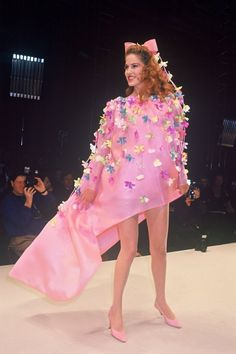 45 Photos of 90s Couture - 90s Couture Runway Shows