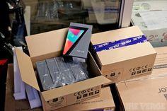 Evidence mounts for 32GB Nexus 7, same price as 16GB original