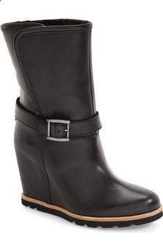 Main Image - UGG® Ellecia Wedge Boot (Women)