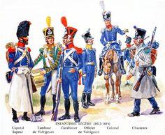 Infanterie Légère (1812-1815)