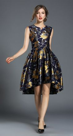 Women's Going out Vintage Casual A Line Dress