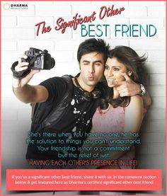The Significant Best Friend- Sid & Aisha