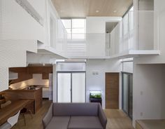House in Matsuyacho, Shogo ARATANI Architect & Associates.