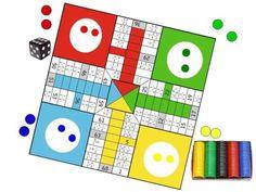 Ludo, Learning Time, Math Games, Maths, First Grade, Ideas Para, Board Games, Diagram, 1