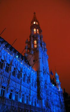 La Grand Place, Brussles, Belgium