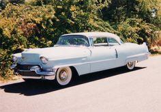 1956 CADILLAC SERIES 62 2 DOOR COUPE - 61470