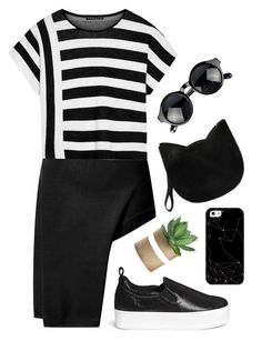 """Untitled #1566"" by katerina-rampota ❤ liked on Polyvore featuring Mode, Pedder Red, Opening Ceremony, Theory, Forever 21 und Casetify"
