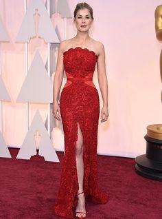 Rosamund Pike, 2015 Oscars