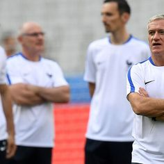 France formation dilemma vs Germany: Attack via 4-2-3-1 or defend via 4-3-3?