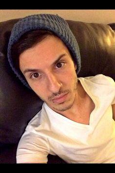Brandon Hoover selfie! From his instagram :) Crown The Empire Blog :)