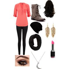 A fashion look from February 2015 featuring Paige Denim jeans, Sole Society boots and MQuan pendants. Browse and shop related looks.