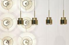 CUPALLO pendant lamp & LA CALETA wall lamp / Salone Satellite / Salone del Mobile / 2016 / davidpompa #ffe #lighting #design #lightingdesign #homedesign #interiordesign