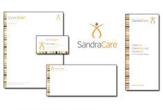 SandraCare brand identity and logo created by Modern Marketing Partners.