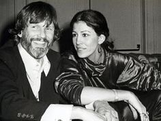 Kris Kristofferson and Rita Coolidge
