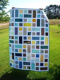 Rectangle/Square Quilt | linenandstring