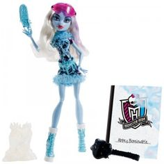 Monster High Art Class Abbey Bominable