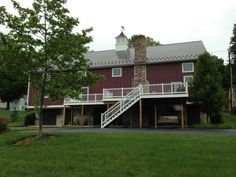 Amazing & unique property completely renovated. Huge Barn with rich original woodwork, open floor plan, exposed brick & wood beams. This place is an absolute must see. Located in Lancaster, PA on 7.5 acres.  http://www.homesale.com/p/137/207827