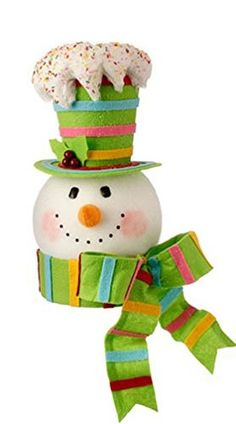 This tree topper is fantastic on any large Christmas tree or as a table top display piece.
