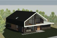 Nieuwbouwwoning in Ermelo | Ontwerp voor een moderne nieuw te bouwen vrijstaande woning in Ermelo.