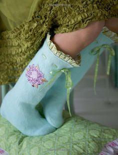 Fab and keep feet warm ;)