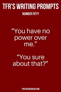 """""""You have no power over me!"""" The man shouted. """"You sure about that!"""" The being and the man where never seen again....until..."""