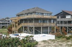 AVON Vacation Rentals | Dare Ya Go - Oceanfront Outer Banks Rental | 427 - Hatteras Rental