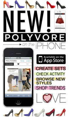 """""""poly app"""" by ayedavanita ❤ liked on Polyvore"""