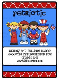 FREE Patriotic Printables and More {Pledge of Allegiance, Constitution Day, Veterans Day, Patriotic Classroom Theme}