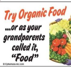 If Health Food stores sell healthy food, it makes you wonder what the other stores sell :(