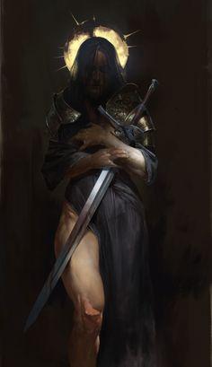 Dark Fantasy Art, Fantasy Girl, Fantasy Artwork, Dark Art, Arte Horror, Horror Art, Fantasy Inspiration, Character Design Inspiration, Fantasy Warrior