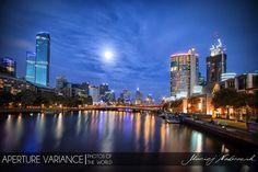 Melbournetown by Maciej Nadstazik on 500px