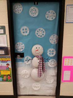 1st grade classroom door