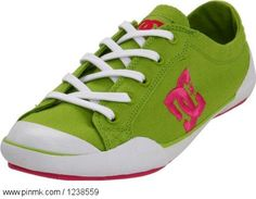 DC Shoes DC Chelsea Z Low Action Sports Shoe, www.laceanchors.com to create this clean, bowless look