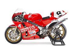1980 Carl Fogarty RC30